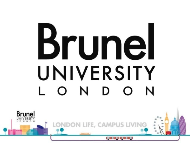 WELCOME to Brunel Business School
