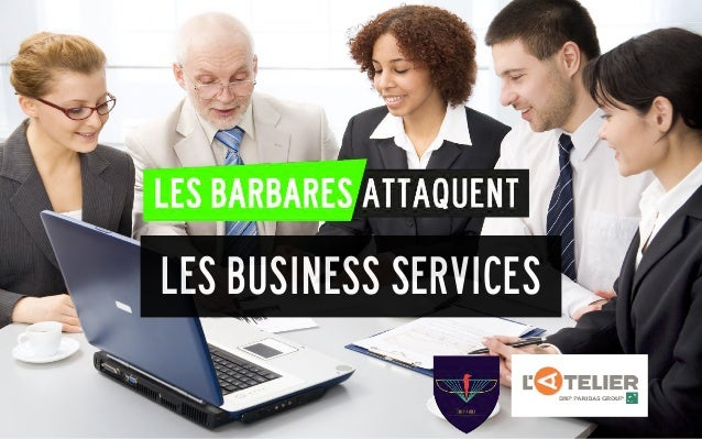 Les business services