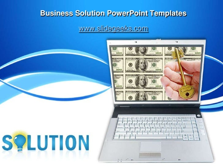 Business Solution PowerPoint Templates<br />www.slidegeeks.com<br />