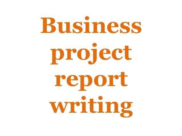 Professional report writing services boston