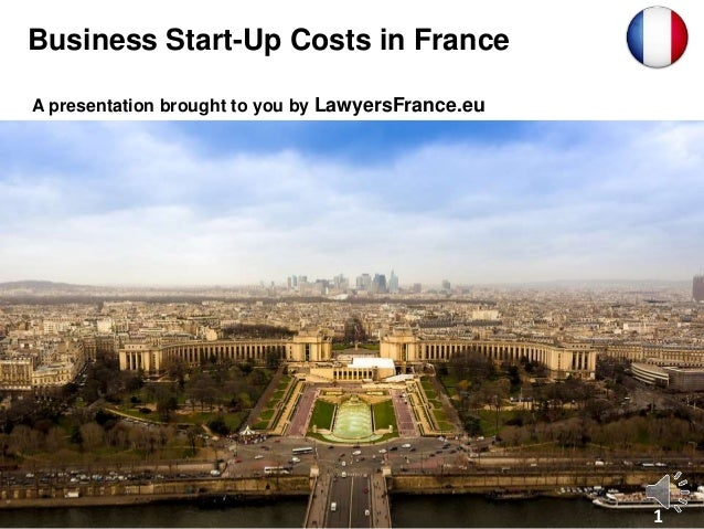 business start up costs in france. Black Bedroom Furniture Sets. Home Design Ideas