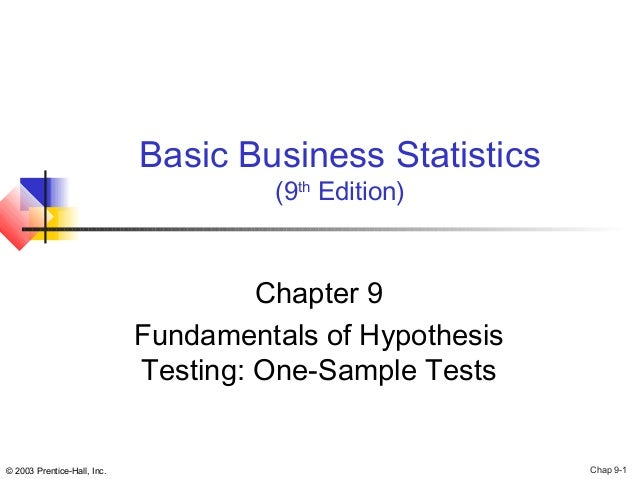 chapter 1 introduction to business statistics Printed by: lucille mcelroy printing is for personal, private use only no part of this book may be reproduced or transmitted.
