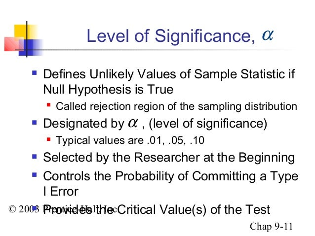 stats chap 9 Statistics notes chapter 9: testing a claim section 91 significance tests: the basics introduction activity jack is a candidate for mayor and must gain at least 50% of the votes to be elected.