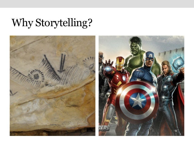 Going on a Story Hunt: How to Build a Storytelling Map for Your Business Slide 2