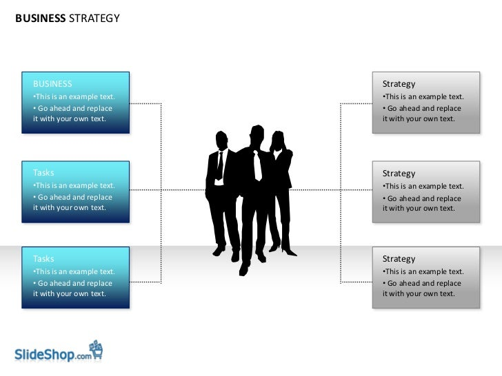 BUSINESS STRATEGY<br />Strategy<br /><ul><li>This is an example text.