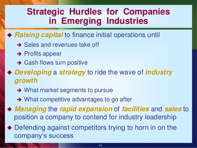 business strategy chapter 5 Chapter the five generic competitive strategies why do strategies differ firm's competitive strategy deals with efforts to position leverage strengths.