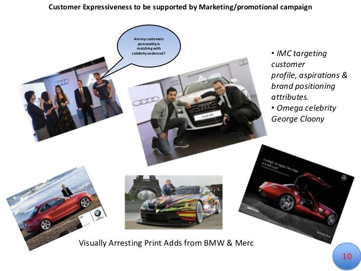 imc strategy audi Firms like these moved towards to the process of integrated marketing communications (volkswagen audi and distribution strategies must be made with the.