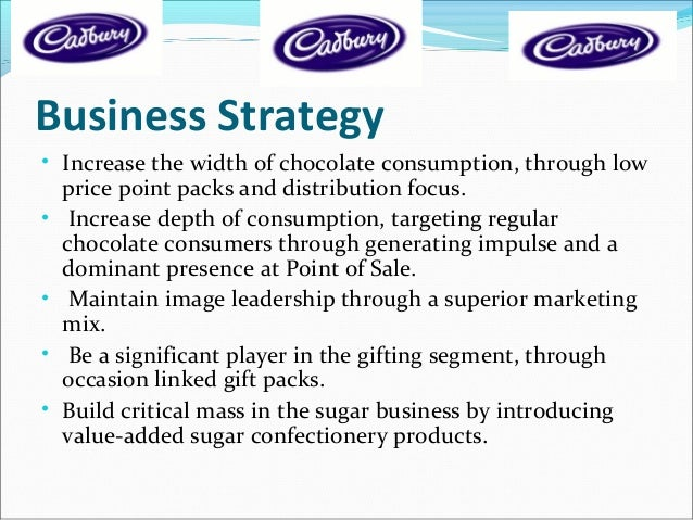 product planning of cadbury The product which i choose is cadbury dairy milk chocolate cadbury is a multinational company and its business is worldwide this project covers the following topics: the introduction and the history of the company, strategic planning of this company like vision, mission statement and the customer.