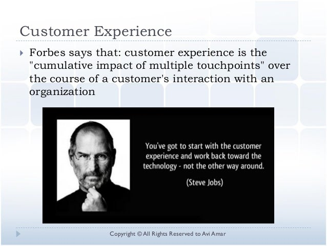"""Customer Experience  Forbes says that: customer experience is the """"cumulative impact of multiple touchpoints"""" over the co..."""