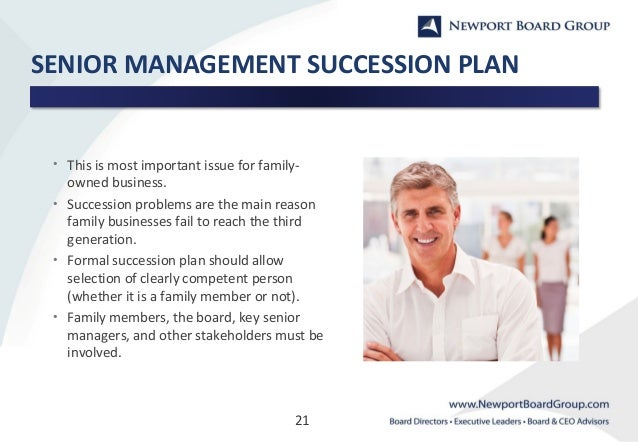 family business succession planning pdf