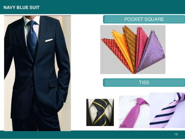 Business Suits Color Combinations