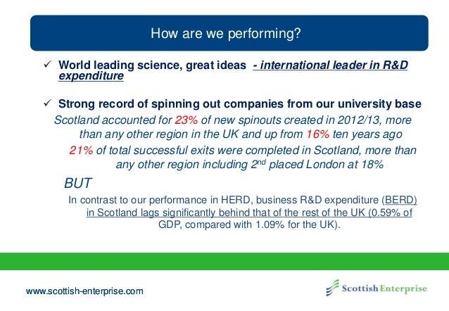 Scotland's Economy