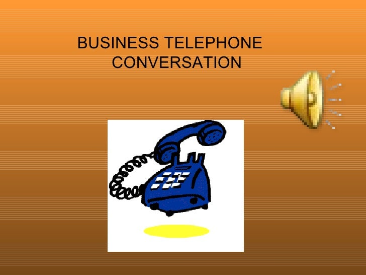 the telephone conversation a summary Tags: common telephone conversation phrases formal phrases for talking on the phone giving the reason for a call how to talk on the phone introductions on communicating via telephone can be a very difficult task for non-native english speakers, even sometimes for native english speakers.