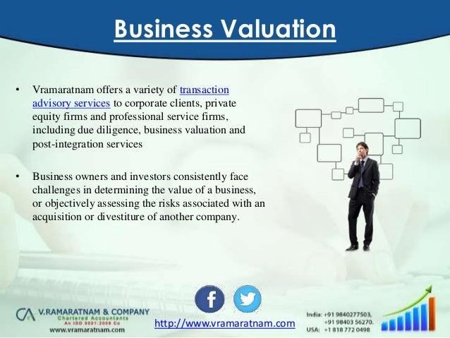 what is transaction advisory services