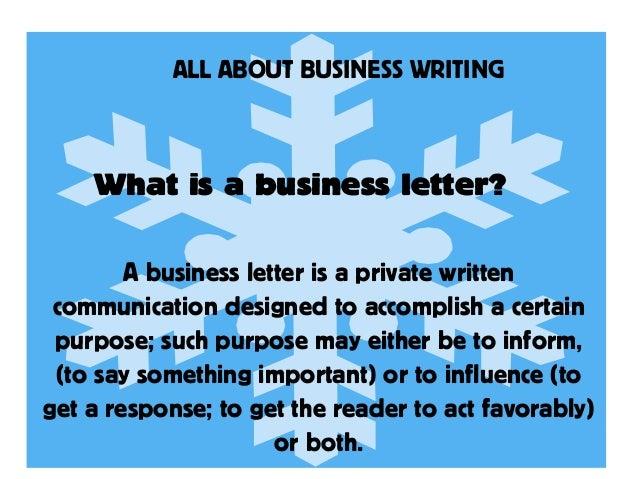 8cs of business letter