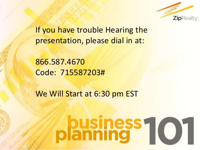If you have trouble Hearing thepresentation, please dial in at:866.587.4670Code: 715587203#We Will Start at 6:30 pm EST