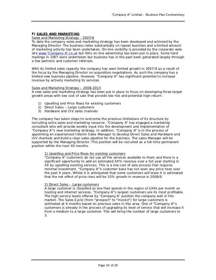 Sales business plan sample kubreforic sales business plan sample cheaphphosting Choice Image