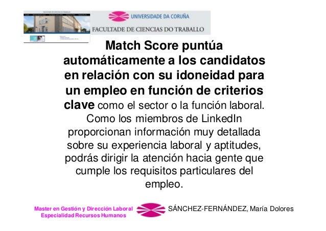 Match Score puntúa automáticamente a los candidatos en relación con su idoneidad para un empleo en función de criterios cl...