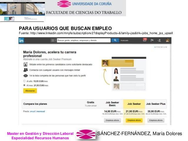 SÁNCHEZ-FERNÁNDEZ, María DoloresMaster en Gestión y Dirección Laboral Especialidad Recursos Humanos PARA USUARIOS QUE BUSC...