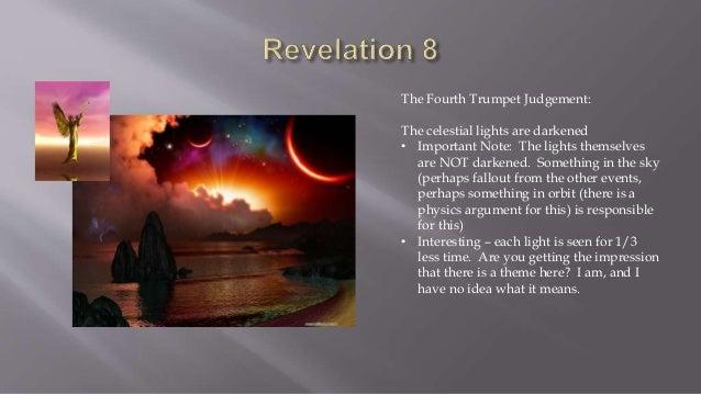 Revelation 8 Chapter Summary