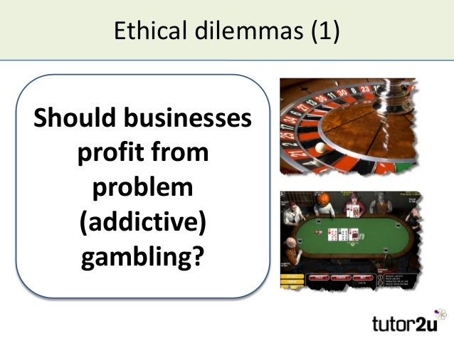 ethical problem with gambling A national certified gambling counselor (level i and ii) and/or a board approved clinical consultant who is currently registered as such by the national council on problem gambling and/or a pastoral counselor who is certified by the american association of pastoral counselors or is a fellow of the american association of pastoral counselors.