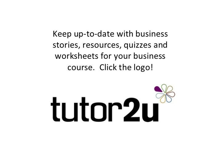 Keep up-to-date with businessstories, resources, quizzes and worksheets for your business    course. Click the logo!
