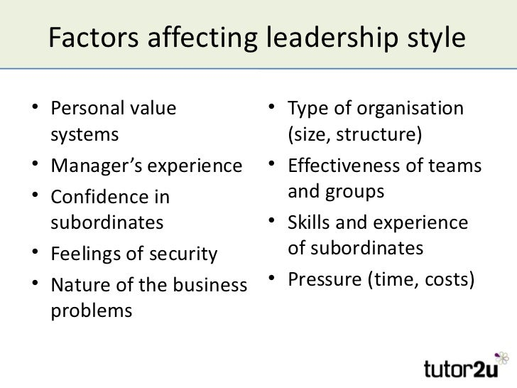 What is the difference in leadership styles and leadership traits?