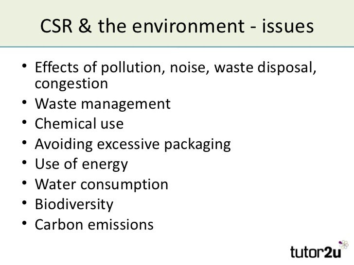 business corporate social responsibility carbon emissions 20 why do firms engage in csr