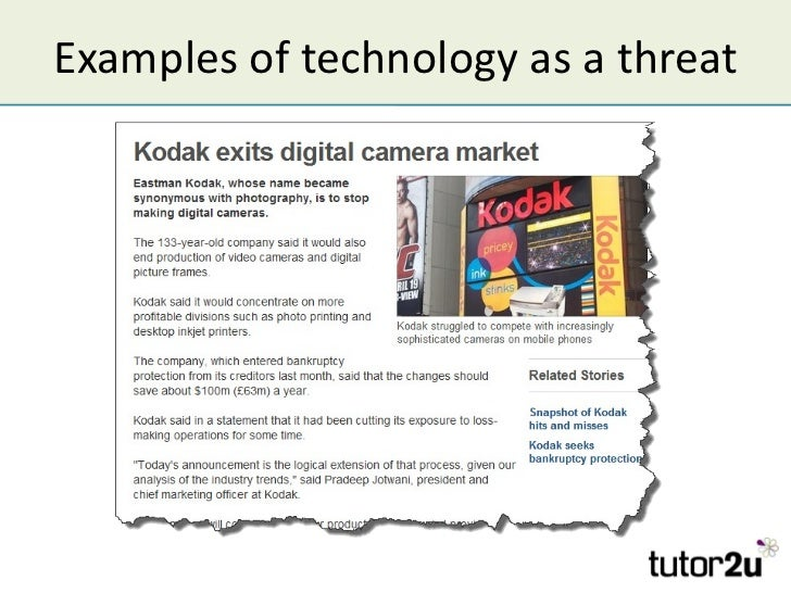 Business Technology Examples Idealstalist