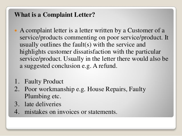 Response to complain letter business communication response to complain letter keval goyani 2 spiritdancerdesigns