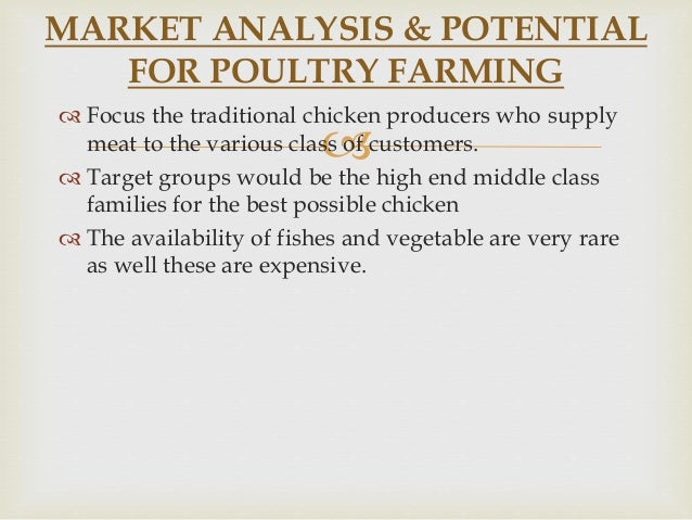 comprehensive competitive analysis of poultry farm Meat, beef & poultry processing - canada market research report  beef & poultry processing basis of competition  the industry analysis available in.