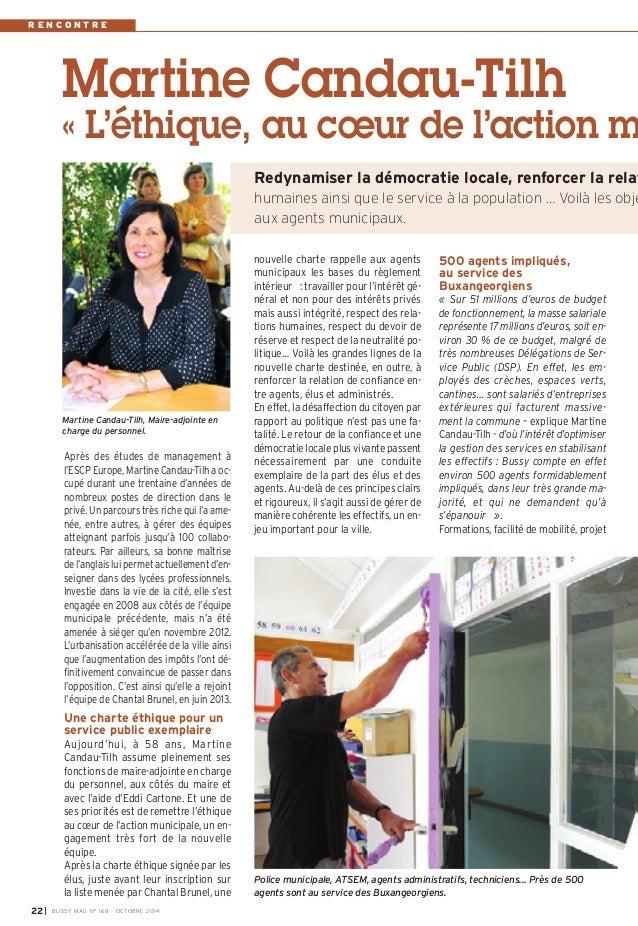 Le Journal De Bussy N U00b0168
