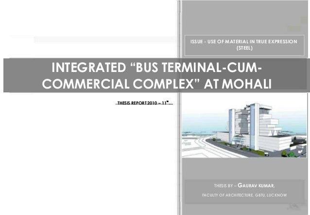 """ISSUE - USE OF MATERIAL IN TRUE EXPRESSION                                                       (STEEL) INTEGRATED """"BUS T..."""