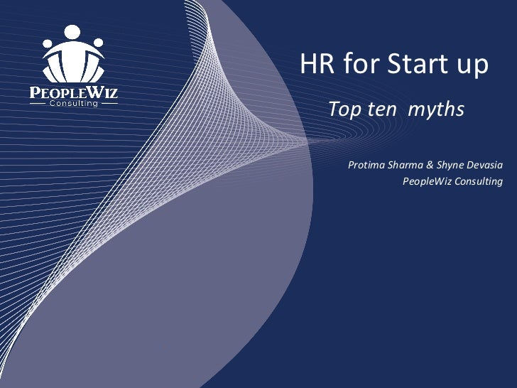 3 Misconceptions About Your Company's HR Professionals