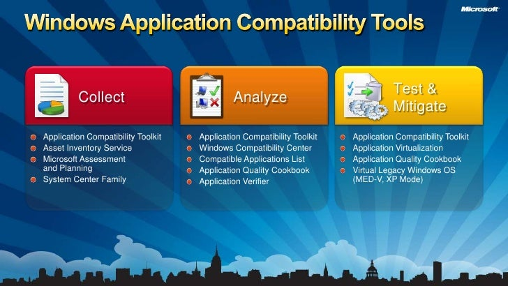 windows 10 application compatibility mode
