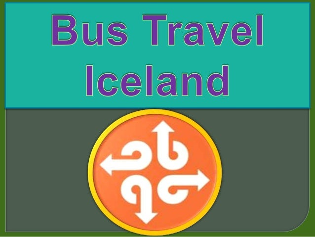 Bustravel Iceland daily bus tour provider from Reykjavík. Day tours to the Glacier Lagoon -Jökulsárlón, the Golden Circle,...
