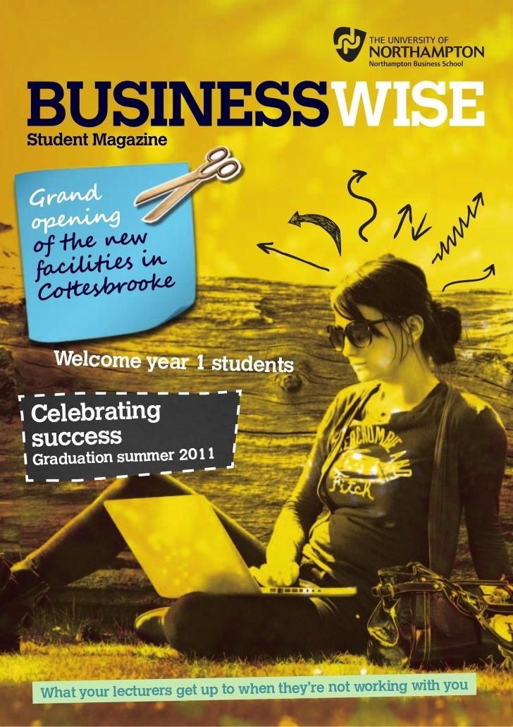 Grandopeningof the newfacilities in             eCottesbrook  Welcome year 1 studentsCelebratingsuccessGraduation summer 2...