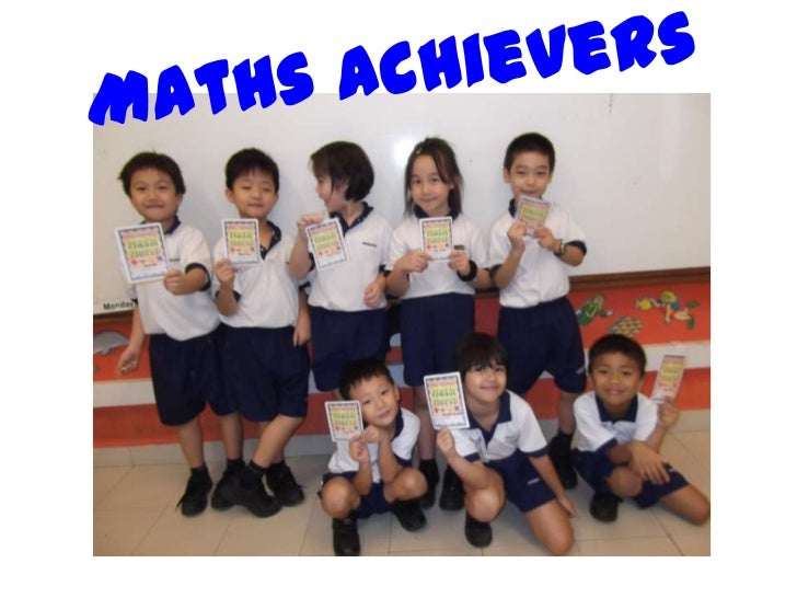 Well done, kids! You all did well in Term One. Keep up the ...