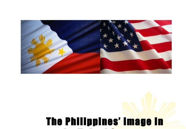 The Philippines' image in