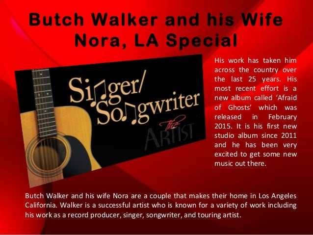 Butch Walker Wife