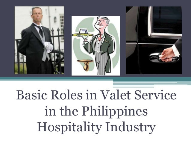 Basic Roles in Valet Service in the Philippines Hospitality Industry