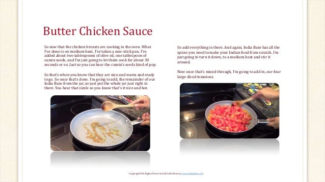 Butter chicken recipe indian food indiabase 7 butter chicken forumfinder Choice Image