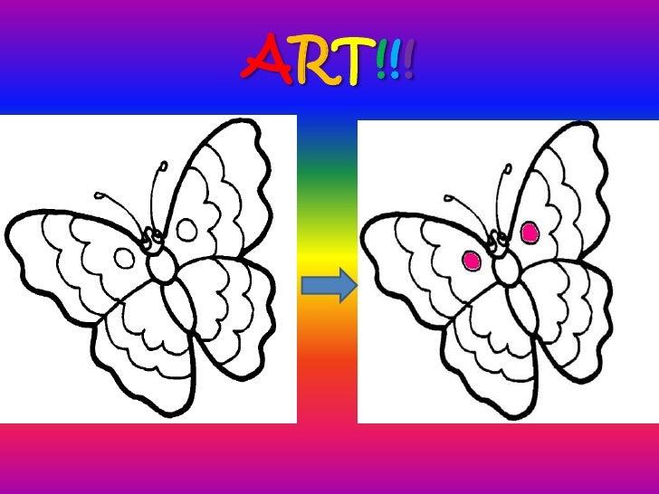 butterfly symmetry power point presentation