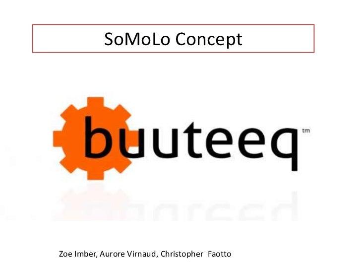 SoMoLo ConceptZoe Imber, Aurore Virnaud, Christopher Faotto