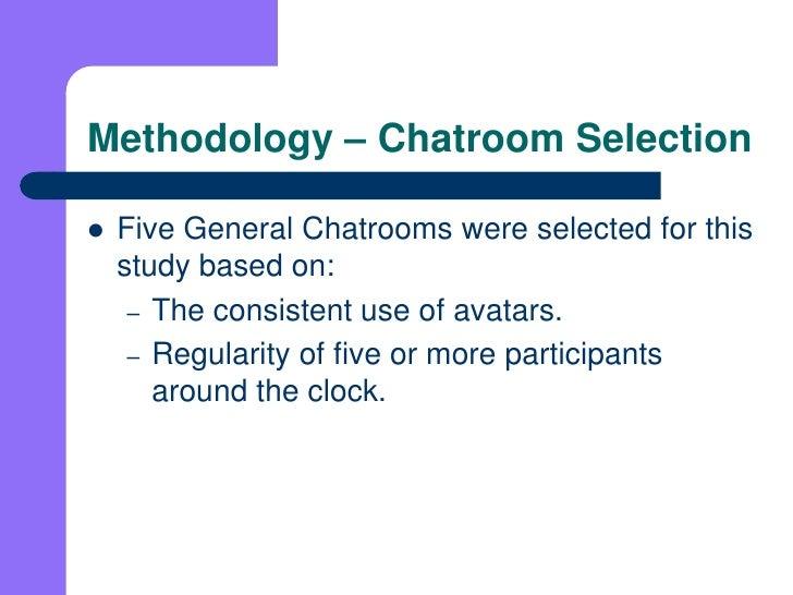 Br 5 Methodology Chatroom