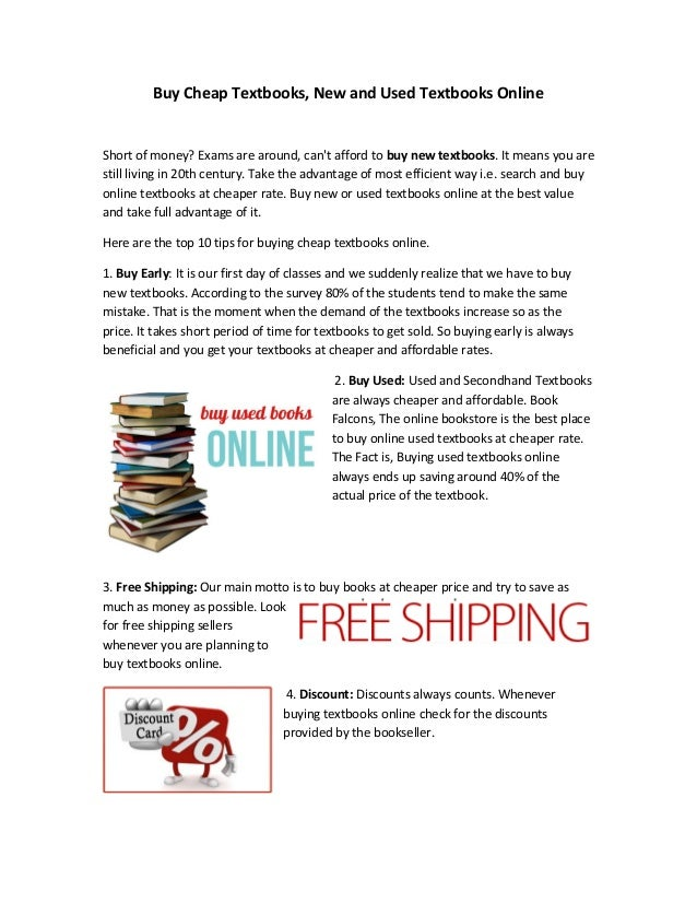 Cheap Textbooks Online >> Buy Cheap Textbooks New And Used Textbooks Online