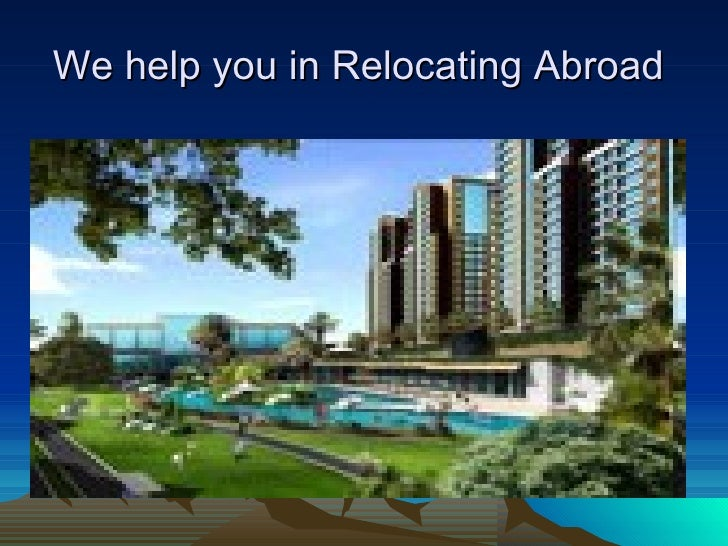 Homes abroad to buy