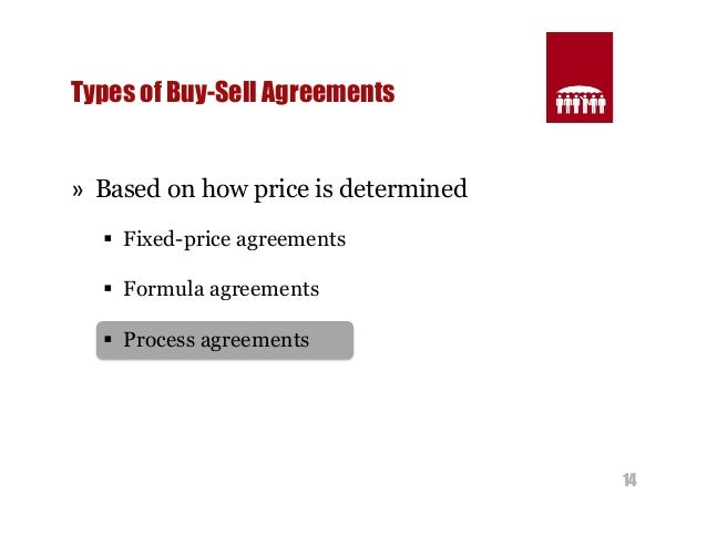 Structuring Effective Buy Sell Agreements