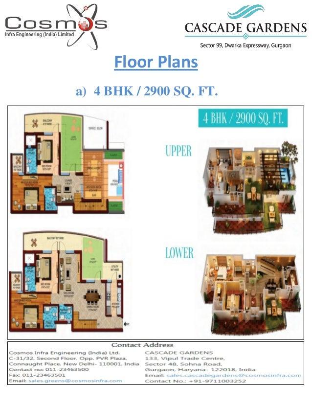 Buy 4 Bhk Residential Apartments In Delhi Ncr Gurgaon By