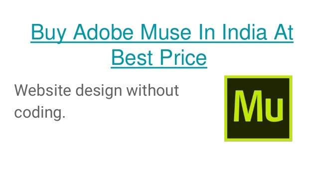 Buy adobe software in india